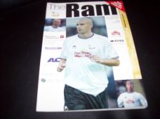 Derby County v Sheffield United, 2002/03